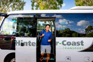 EarthTech Summit Supporter Hinter Coast Transport