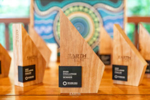 EarthTech Summit In-Kind Donation from Design Awards